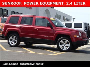 2013 Jeep Patriot for sale in Bloomington, IL