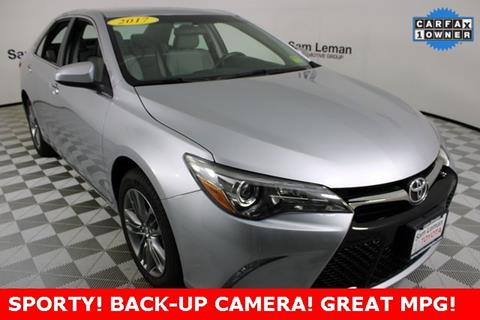 2017 Toyota Camry for sale in Bloomington, IL