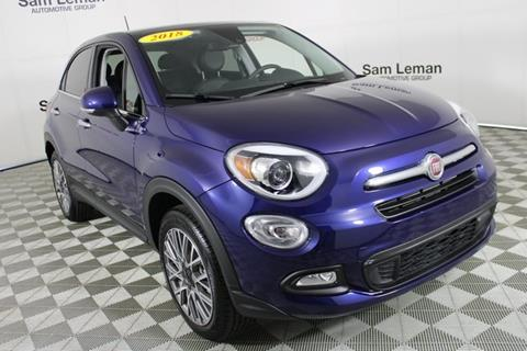 2018 FIAT 500X for sale in Bloomington, IL