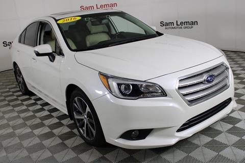 2016 Subaru Legacy for sale in Bloomington, IL