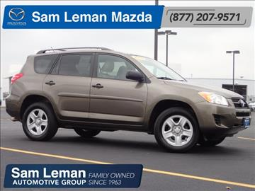 2009 Toyota RAV4 for sale in Bloomington, IL