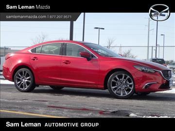 2017 Mazda MAZDA6 for sale in Bloomington, IL