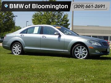 2007 Mercedes-Benz S-Class for sale in Bloomington, IL