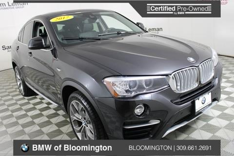 2017 BMW X4 for sale in Bloomington, IL