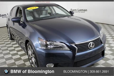 2015 Lexus GS 350 for sale in Bloomington, IL