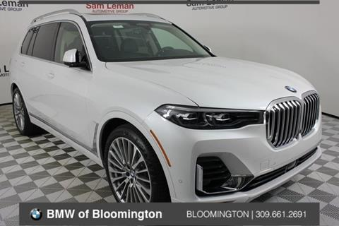 2019 BMW X7 for sale in Bloomington, IL