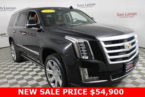 2017 Cadillac Escalade for sale in Bloomington, IL