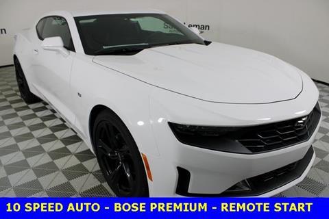 2020 Chevrolet Camaro for sale in Bloomington, IL
