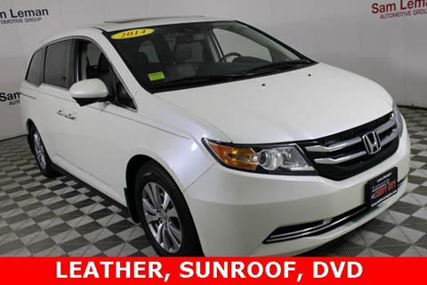 2014 Honda Odyssey for sale in Bloomington, IL