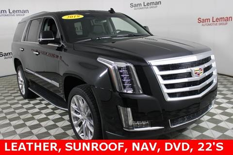2019 Cadillac Escalade for sale in Bloomington, IL