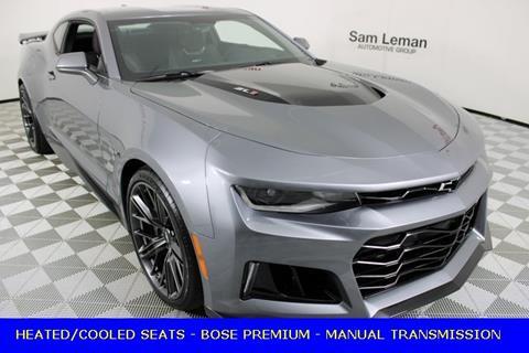 2019 Chevrolet Camaro for sale in Bloomington, IL