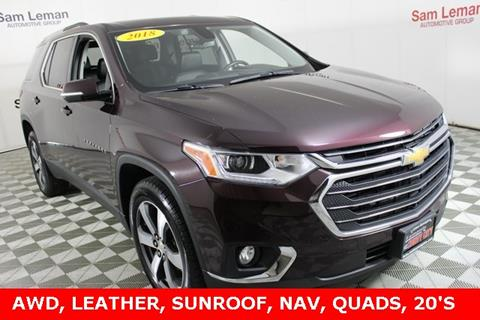 2018 Chevrolet Traverse for sale in Bloomington, IL