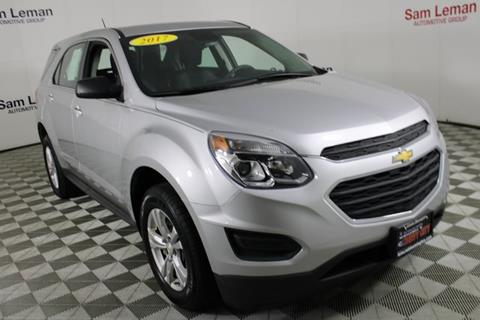 2017 Chevrolet Equinox for sale in Bloomington, IL