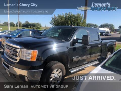 2012 GMC Sierra 2500HD for sale in Bloomington, IL