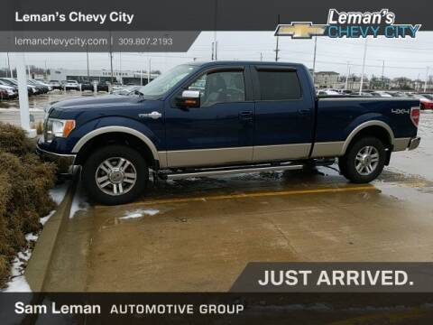 2010 Ford F-150 for sale at Leman's Chevy City in Bloomington IL