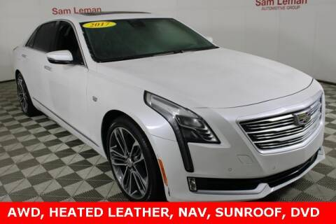 2017 Cadillac CT6 3.0TT Platinum for sale at Leman's Chevy City in Bloomington IL
