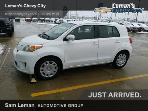 2009 Scion xD for sale at Leman's Chevy City in Bloomington IL