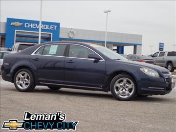 2010 Chevrolet Malibu for sale in Bloomington, IL