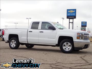 2014 Chevrolet Silverado 1500 for sale in Bloomington, IL
