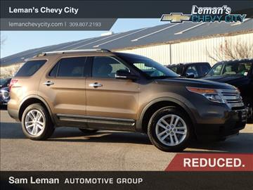2015 Ford Explorer for sale in Bloomington, IL