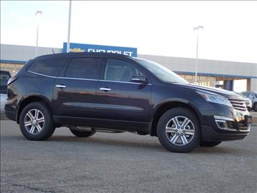 2017 Chevrolet Traverse for sale in Bloomington, IL
