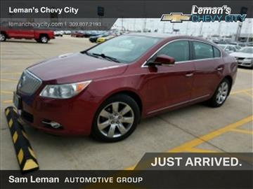 2010 Buick LaCrosse for sale in Bloomington, IL