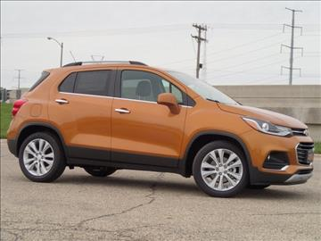 2017 Chevrolet Trax for sale in Bloomington, IL