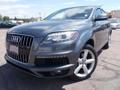 2012 Audi Q7 for sale in Colorado Springs, CO