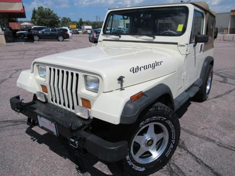 1987 Jeep Wrangler for sale in Colorado Springs, CO