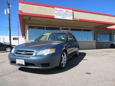 2006 Subaru Legacy for sale in Colorado Springs, CO