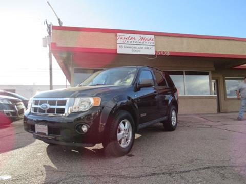 2008 Ford Escape for sale in Colorado Springs, CO