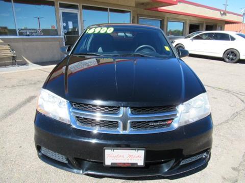 2012 Dodge Avenger for sale in Colorado Springs, CO