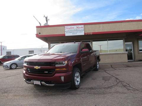 2016 Chevrolet Silverado 1500 for sale in Colorado Springs, CO