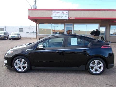 2013 Chevrolet Volt for sale in Colorado Springs, CO
