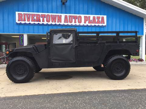 1989 AM General Hummer for sale in Tawas City, MI
