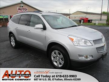 2012 Chevrolet Traverse for sale in O Fallon, IL