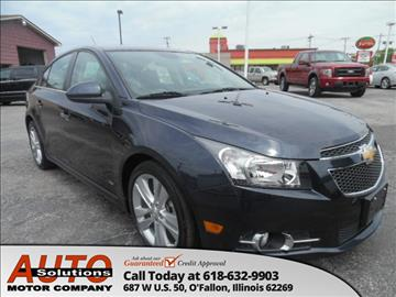 2014 Chevrolet Cruze for sale in O Fallon, IL