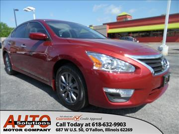 2015 Nissan Altima for sale in O Fallon, IL