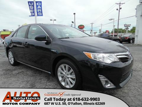 2012 Toyota Camry Hybrid for sale in O Fallon, IL