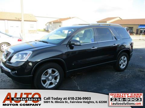 2009 GMC Acadia for sale in O Fallon, IL