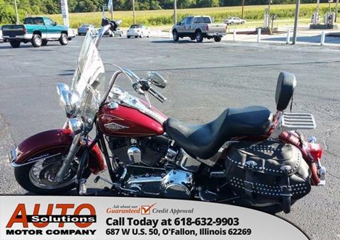2010 Harley-Davidson HERITAGE for sale in O Fallon, IL