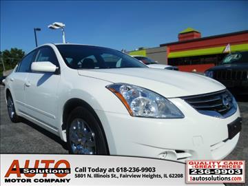 2012 Nissan Altima for sale in O Fallon, IL