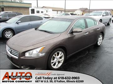 2013 Nissan Maxima for sale in O Fallon, IL