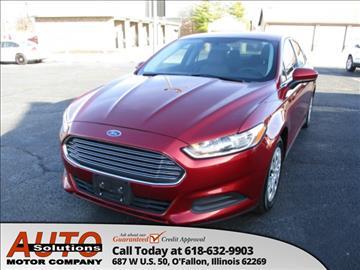 2013 Ford Fusion for sale in O Fallon, IL