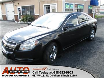 2010 Chevrolet Malibu for sale in O Fallon, IL