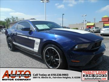 2012 Ford Mustang for sale in O Fallon, IL