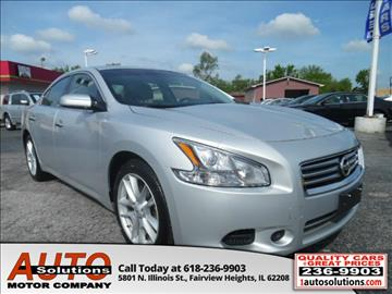 2014 Nissan Maxima for sale in O Fallon, IL