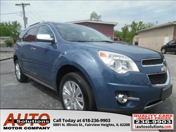 2011 Chevrolet Equinox for sale in O Fallon, IL