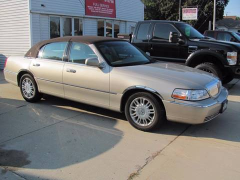 2009 Lincoln Town Car for sale in Beaver, WI