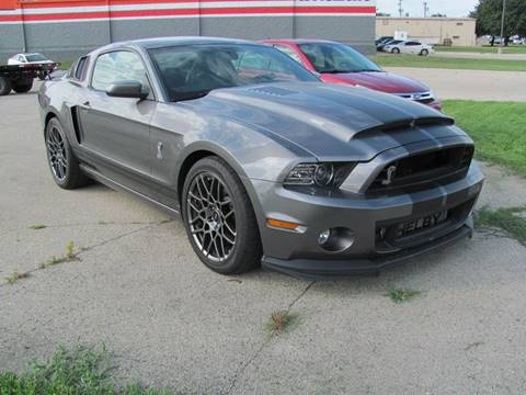 2013 Ford Shelby GT500 for sale in Beaver Dam, WI